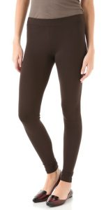 Chocolate Brown leggings Pictures