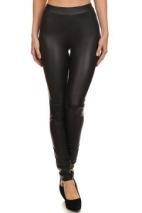 Leather Matte Leggings