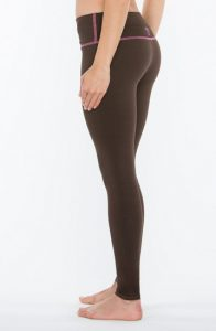 Pictures of Chocolate Brown Leggings