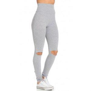 Pictures of High Waisted Cotton Leggings