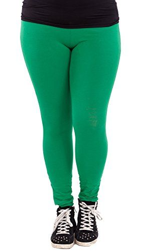 Plus Size Green Leggings – I Need Leggings